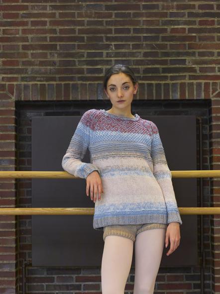 Foto Stephan Ziehen, Model Jemina Bowring, from Bundesjugendballet